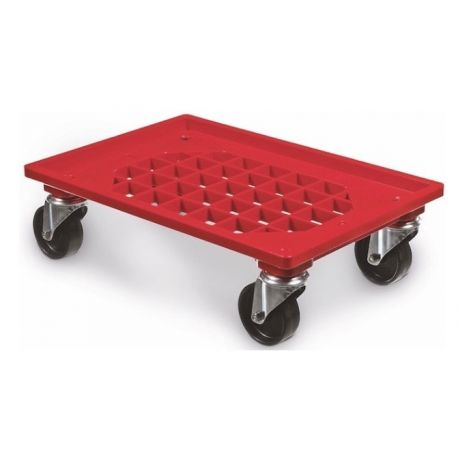 Trolley Dolley for Rolling Base Boxes | 60x40 cms