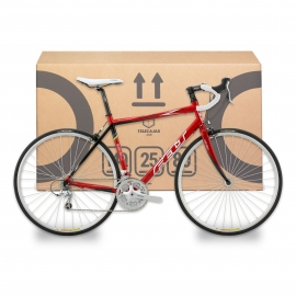 TeleCajas® |Bicycle Shipping Cardboard Box