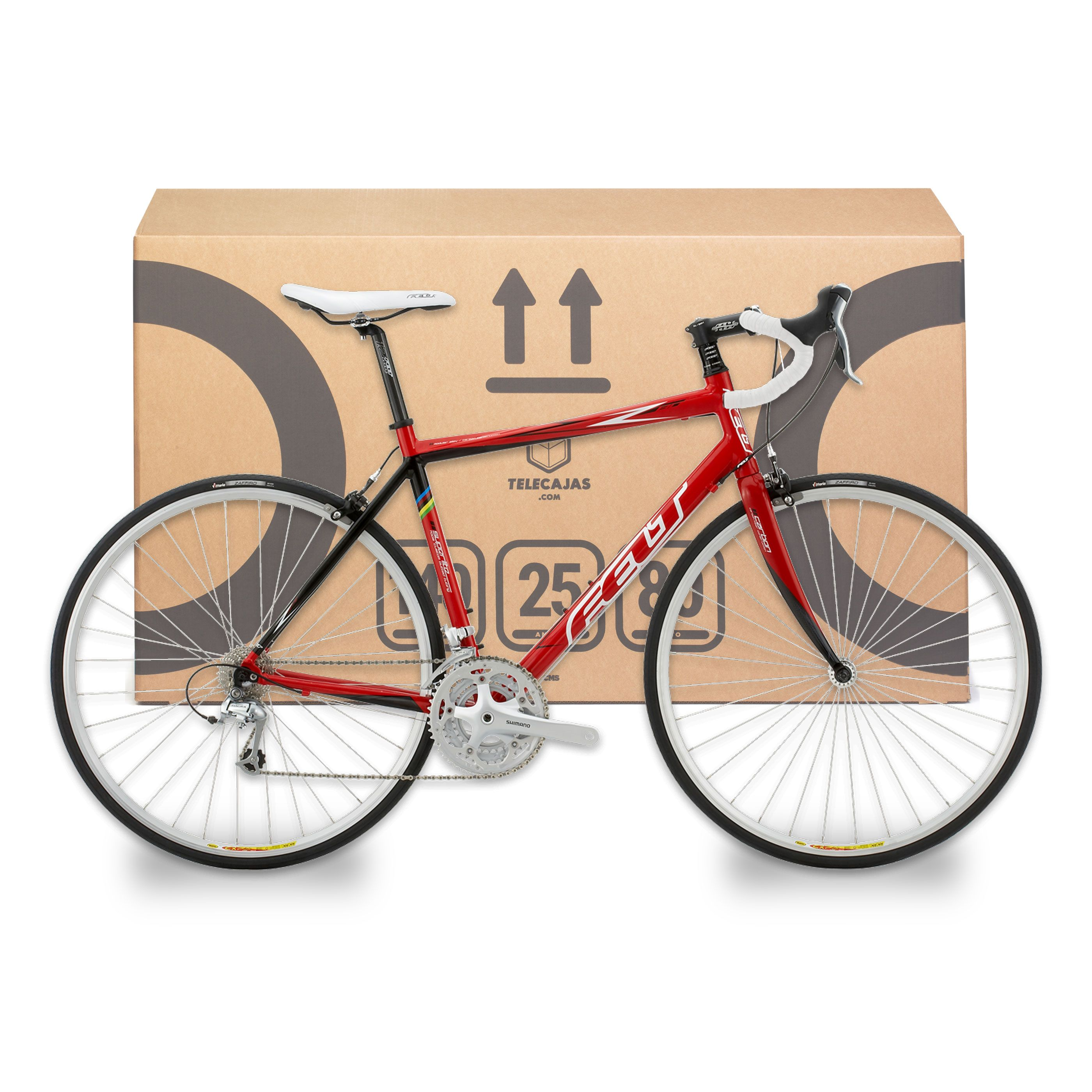Large Bike Cycling Cardboard Shipping Box Ideal For Frame Or Complete Bike*