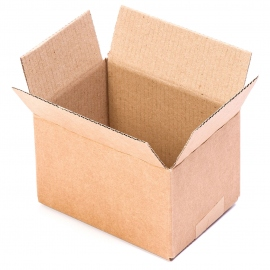 Small Mailing Shipping Boxes | 160x115x102 mm