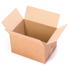 small Shipping Box | DCBOX1220 | 305x228x183