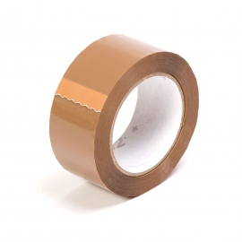 Sealing Tapes | Rol: 125 m x 48 mm | Color: Brown