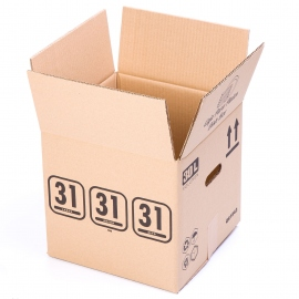Dishes and crockery packaging box12x12x12 in