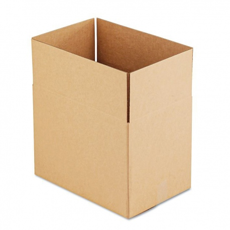 TeleCajas® |15x Cardboard Boxes | Size: 10x6x13 in. | Pack of 15