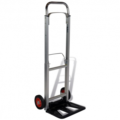 Folding Hand Truck. Supports 90 kgs