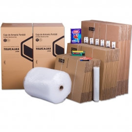 big house moving kit telecajas