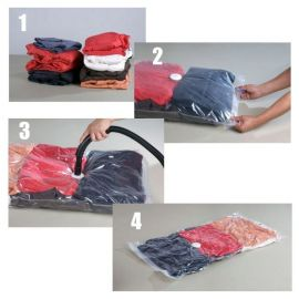 Ziploc Space Bag 15 Bag Space Saver Set