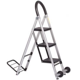 Ladder truck portable Suport 80 kgs