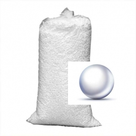 Bag 330 Litres of Pearls (balls) Sofa Puff