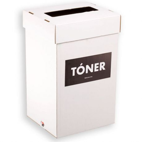 Recycling Printer Toner Container Printers (40x35x65 cms)