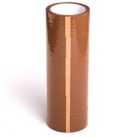 Sealing Tapes | Rol: 66 m x 5 cms | Color: Brown