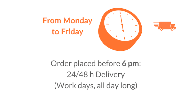 order time