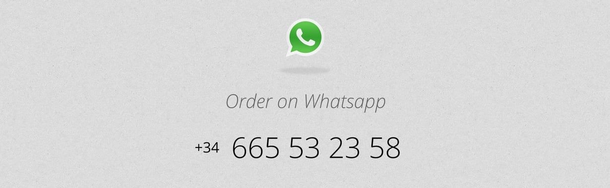 Order on whatsapp